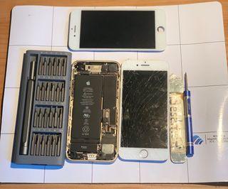 Reparación de pantalla iPhone