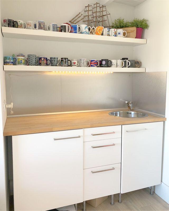 Muebles de cocina, encimera y fregadero de segunda mano por 250 € en ...