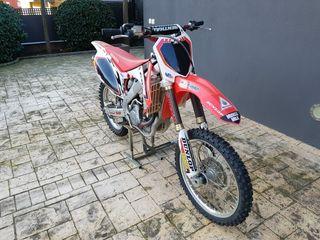 Honda crf 250 4t