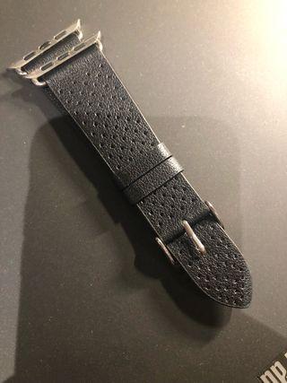 Elegante correa de cuero para Apple Watch 42 mm