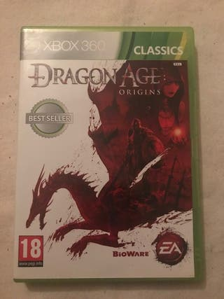 Dragon Age Origins Xbox 360 XBoX One
