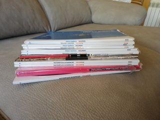 libros de texto escolares Tercero de la ESO