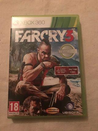 FarCry 3 - Xbox 360 XBoX One + Extras