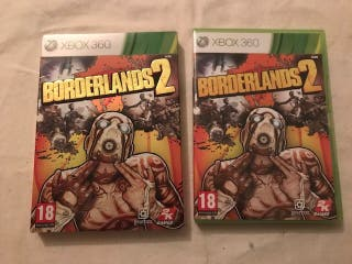 Borderlands 2 Limited Edition Xbox 360 XBoX One