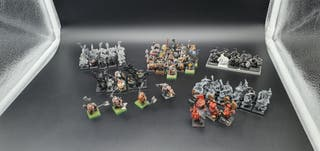 Army enanos warhammer/9th age