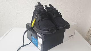 En Zapatillas Mano De Negras Gasteiz Segunda Adidas Wallapop Vitoria O0wknP
