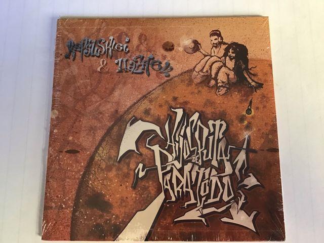 "RAPSUSKLEI & HAZE CD "" HIJOS DE PUTA PARA TODO"""