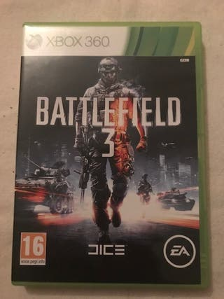 Battlefield 3 Limited Edition Xbox 360 XBoX One