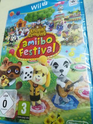 Videojuego Nintendo Wii U, Animal Crossing