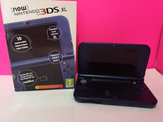 VIDEO CONSOLA NEW 3DS XL