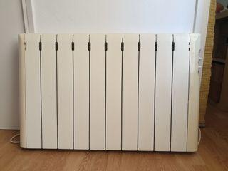 Radiador electrico 1.250W