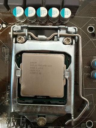 Vendo procesador intel
