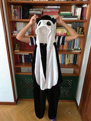 Kigurumi oso panda