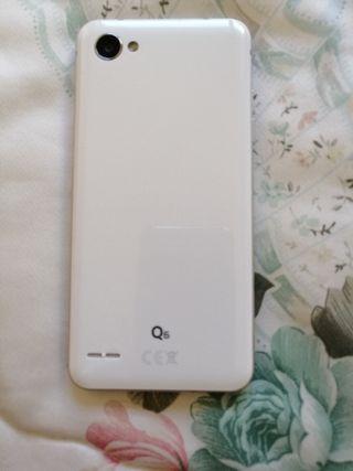 Vendo LG Q6 libre