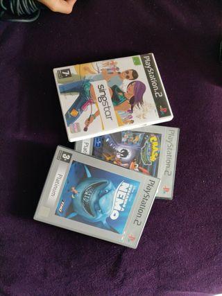 Videojuegos PlayStation2