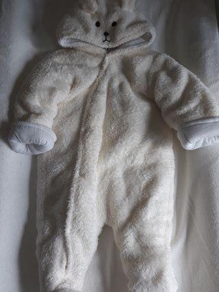 buzo bebe 3-6 meses