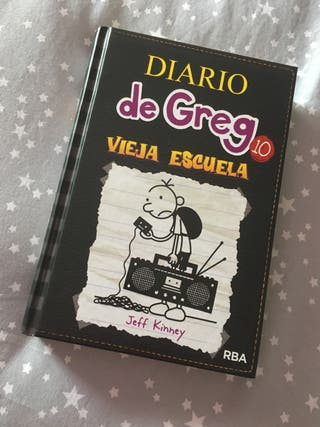 Diario de Gref vieja escuela 10