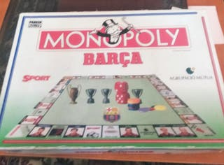 Monopoly barca