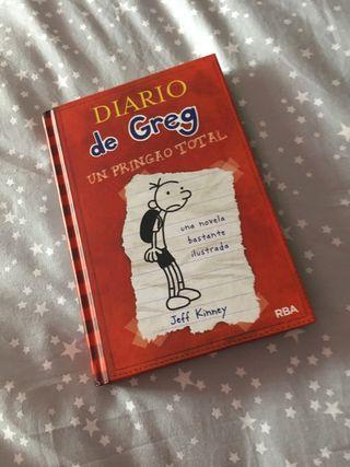 Diario de Greg un pringao total 1