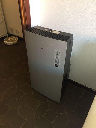 Maquina de aire acondicionado portatil