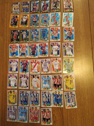 Cromos Adrenalyn 2018-19