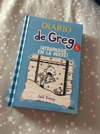 Diario de Gref atrapados en la nieve 6