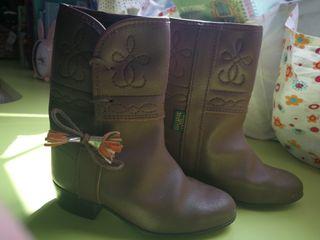 botos de flamenco