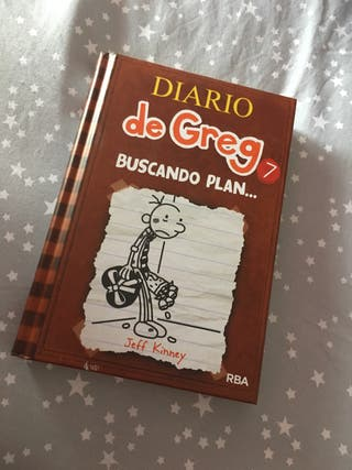 Libro de Gref buscando plan... 7
