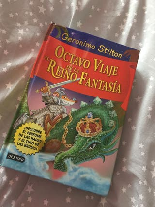 Octavo Viaje al reino de la fantasía