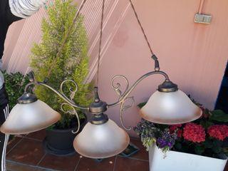 LAMPARA DE FORGA DE TECHO.