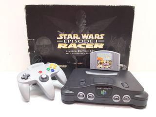 Consola Nintendo 64 E527521