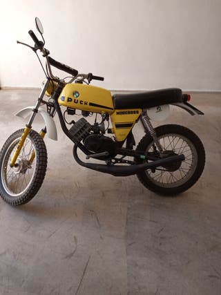 Puch minicross