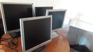 """pantallas monitores pc varios 17"""" 19"""" 20"""""""