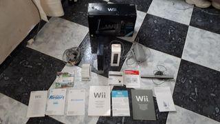 Nintendo wii completa