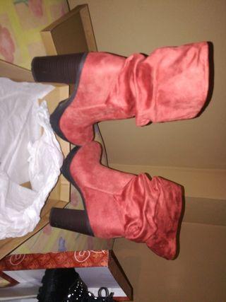 botas estrenar mujer