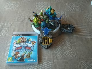 PS3. Skylanders Trap Team PlayStation 3
