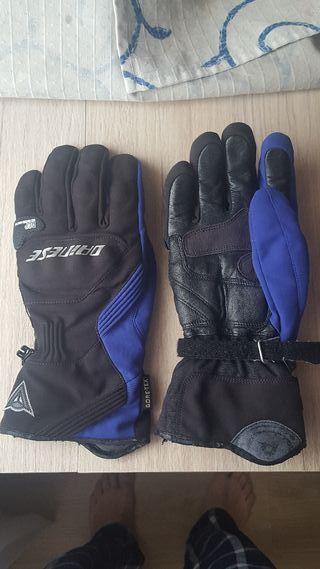 guantes moto hinvierno