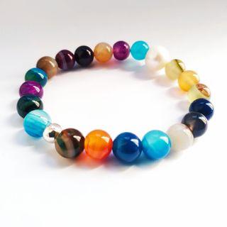 3fe35cdc2794 Pulsera de perlas naturales de segunda mano en Madrid en WALLAPOP