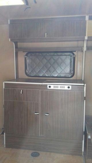 mobiliario caravana hergo impala S