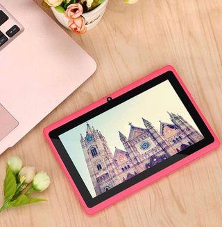 Tablet rosa 7'' 8gb