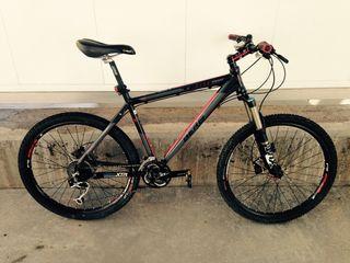 Bicicleta montaña berg fox xt