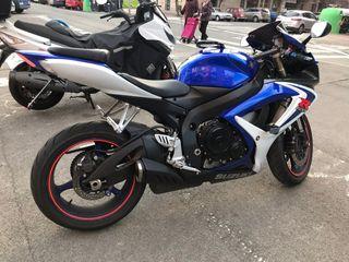 Suzuki Gsx-R 600cc