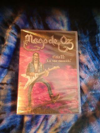 MAGO DE OZ DVD NUEVO,GAIA 2