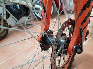 Bicicleta campillo