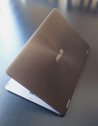 Portátil Asus Zenbook Flip (2en1) como NUEVO