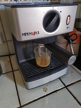 mini moka cafetera espresso