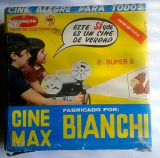 Proyector Cine Max de Bianchi