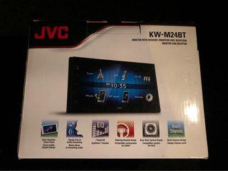 JVC KW-M24BT