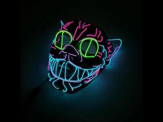 Máscara led de luz nueva