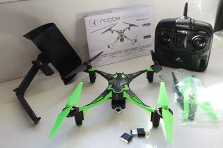 Dron con cámara. Nine Eagles Galaxy Visitor 6